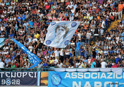 Napoli : feu vert pour le "Stade Diego Armando Maradona"