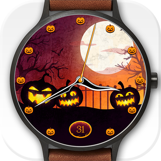 Halloween Smart Watch App Icon