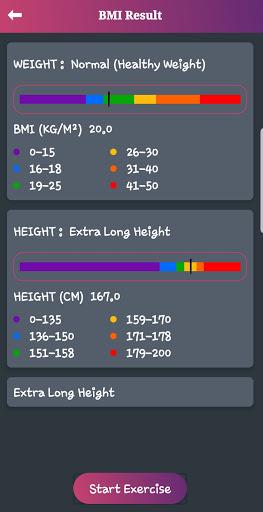 Yoga For Weight Loss(30 days Yoga Plan) Offline 1.0.0 screenshots 6