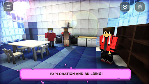 Boy Craft: Building City Game for PC