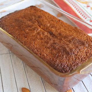 Paleo Almond Cake