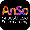 AnSo Anaesthesia Sonoanatomy icon