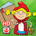 Animated Red Riding Hood icon