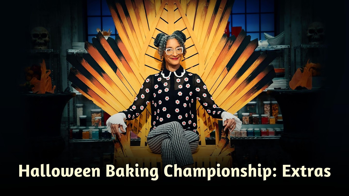 Halloween Baking Championship: Extras