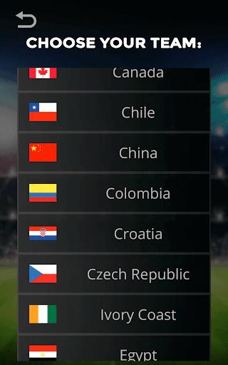 Kick it - Paper Soccer  screenshots 8