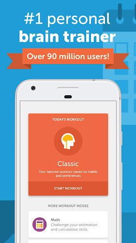 Lumosity: #1 Brain Games & Cognitive Training App Android App Screenshot