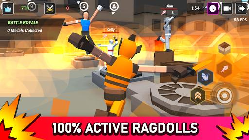 SmashGrounds.io: Epic Ragdoll Battle apktreat screenshots 1