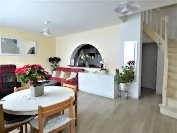 Maison 3 pièces 61,53 m2