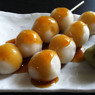 Mitarashi Dango Recipe