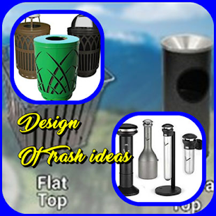 Design Of Trash Ideas - náhled
