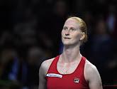 Alison Van Uytvanck haalt het van Cirstea in Tashkent-finale