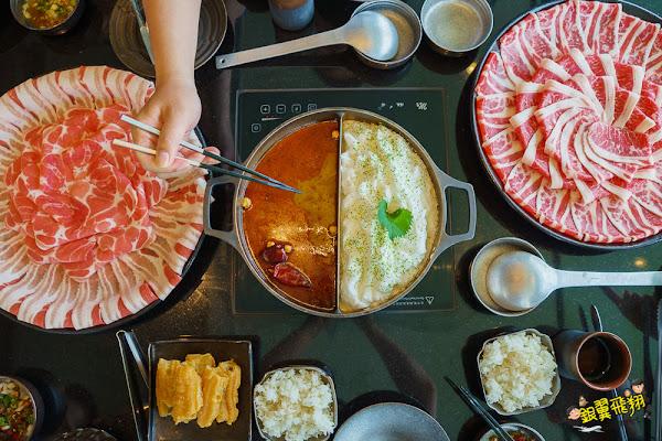 高雄麻辣火鍋Tango天鍋麻辣-碳佐麻里最時尚的麻辣火鍋雲朵泡泡雞白湯!套餐新選擇含菜單完整分享
