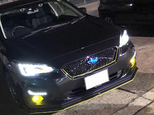 インプレッサ G4 GK3 IMPREZA G4-i-L EyeSight S-style特別仕様車のカスタム事例画像 だいきさんの2019年09月25日23:23の投稿