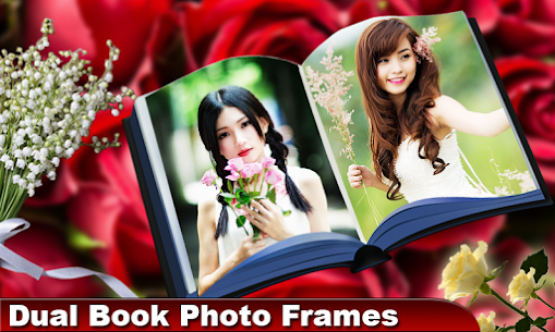 Photobook Photo Editor – Dual Frames Photo Collage 3