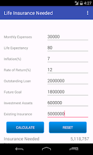 Insurance Calculator n Policy Apk  Download For Android 6