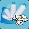 Bottle Challenge 3D icon