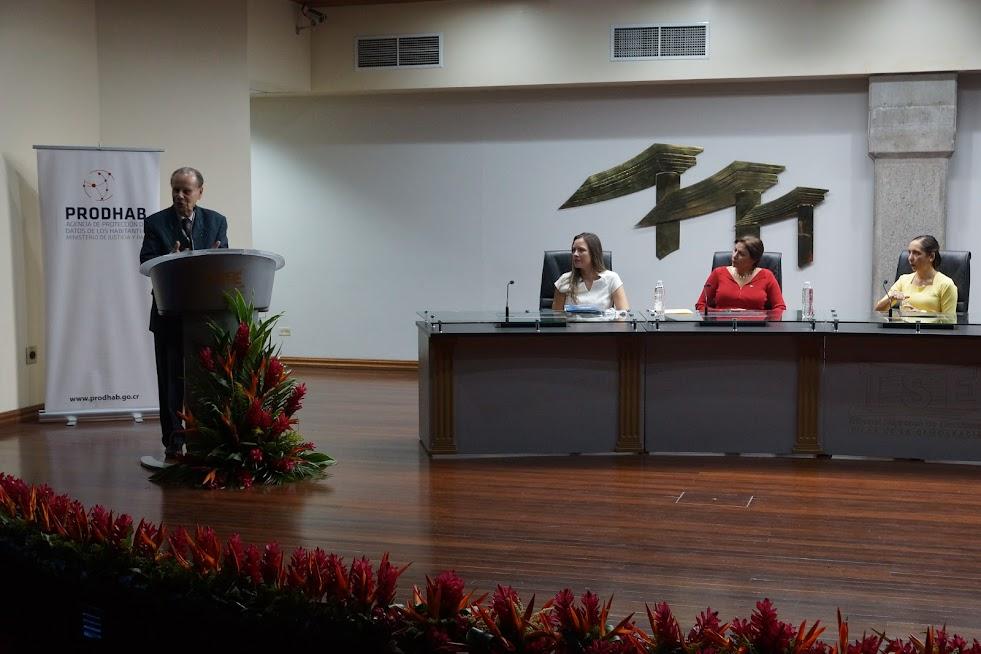 Imagen INAUGURADO EL XVI CONGRESO IBEROAMERICANO DE PROTECCIÓN DE DATOS PERSONALES EN COSTA RICA