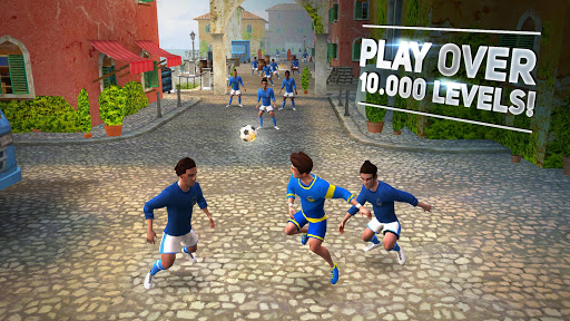 SkillTwins: Soccer Game - Soccer Skills screenshot 6