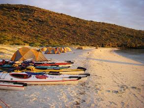 Photo: Gallo camp sites