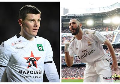 Spelers van Real Madrid zitten gemiddeld 66,8 maanden bij hun team, bij Cercle Brugge is dat 7,4 maanden