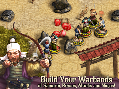 Warbands: Bushido - Tactical Miniatures Board Game Screenshot