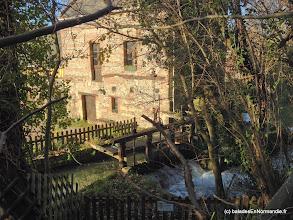 Photo: Veules-les-Roses, le Moulin des Aïeux