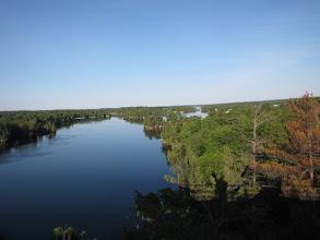Photo: View crossing the 1000 Island bridge