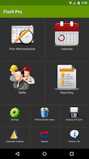 Shift Work Calendar (FlexR Pro) v7.8.5 [Patched] 1
