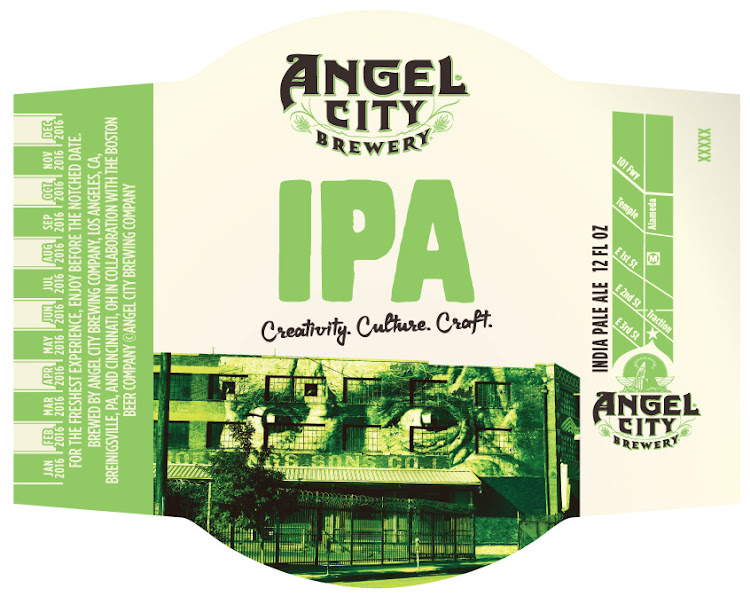 Logo of Angel City IPA