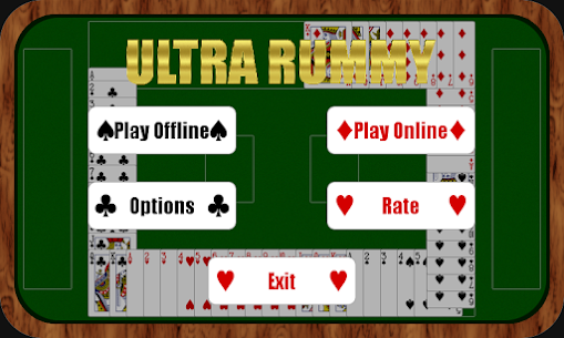 Ultra Rummy – Play Online 1