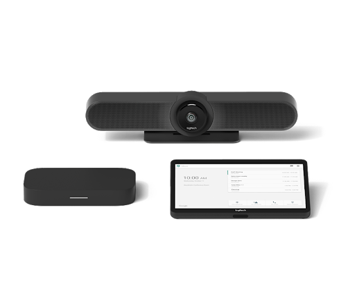 Google Meet Logitech small room kit