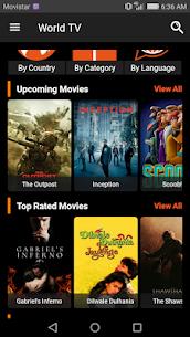 World TV – Worldwide TV International App 5