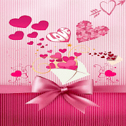 Pink Love Letter Theme