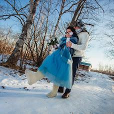Wedding photographer Polina Ryzhaya (pollyred). Photo of 22.02.2017
