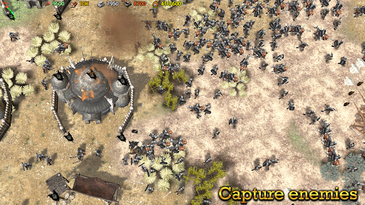 Shadow of the Empire: PvP RTS  screenshots 3