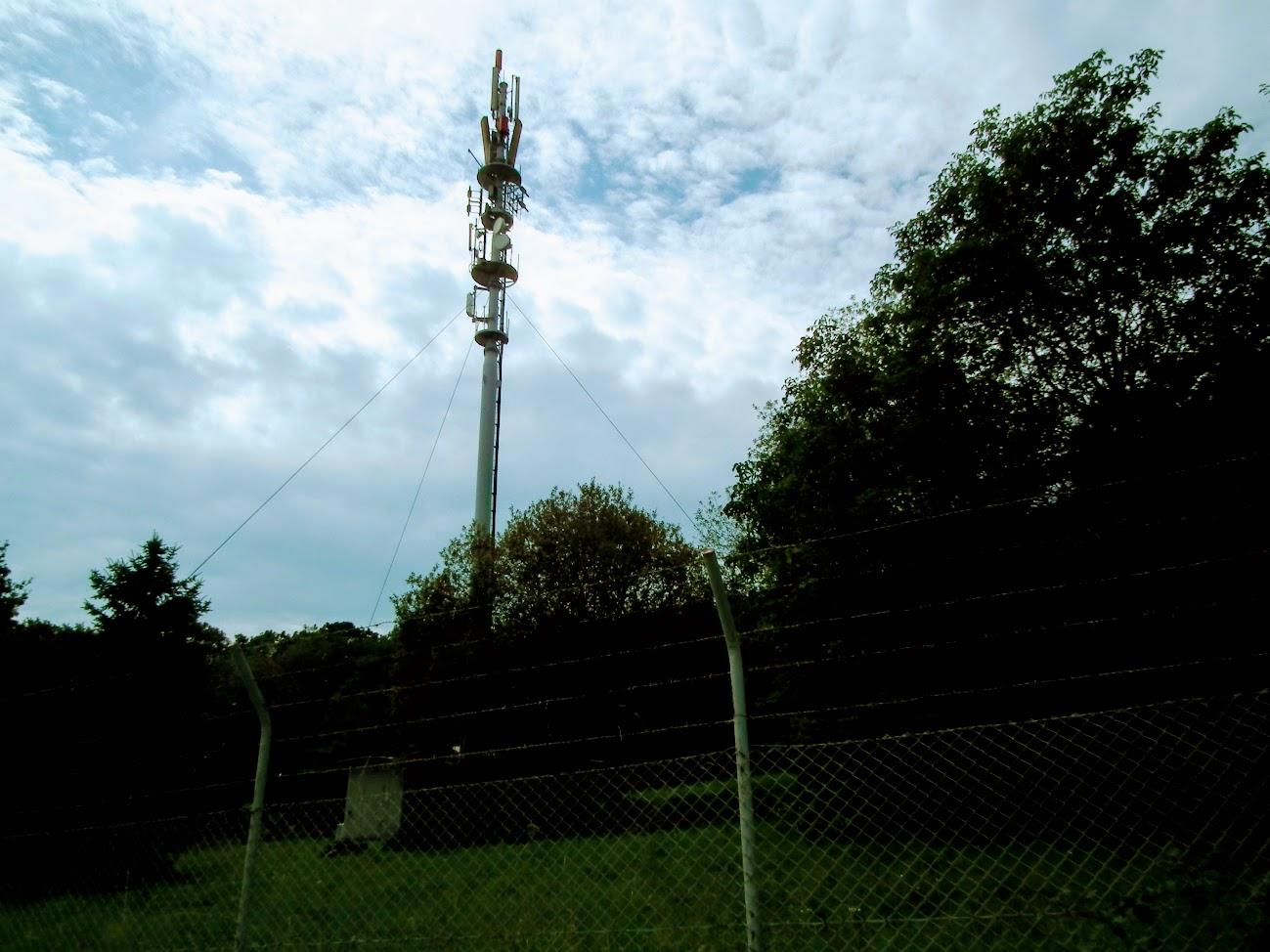 Nagymaros/Hegyes-tető, DVB-T gapfiller