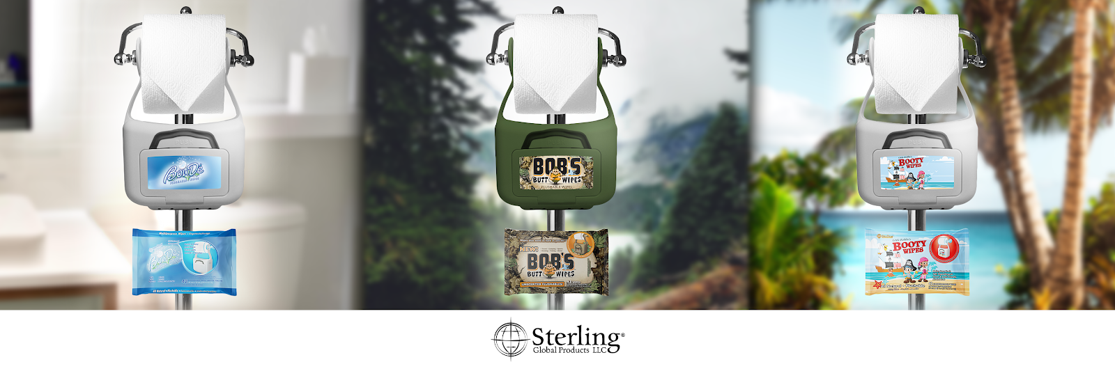 Sterling Global Products Dispensers