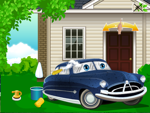 Super Car Wash game free