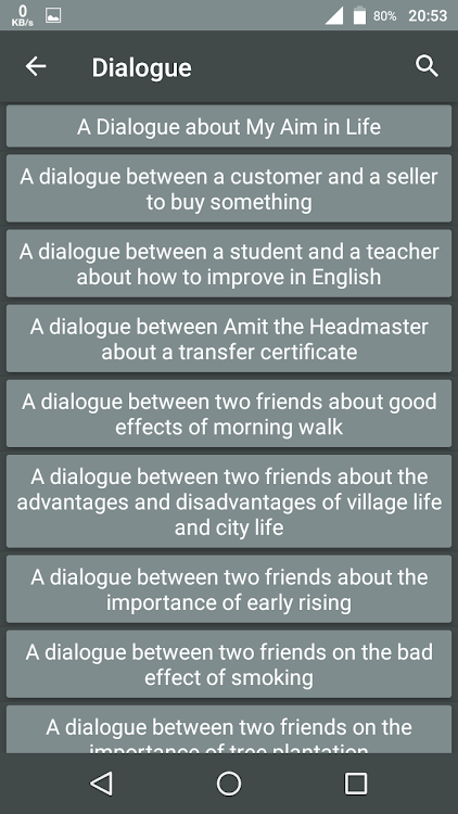 English Writing Book – (Android Apps) — AppAgg