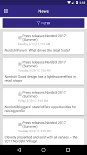 Navigator Nordstil Summer 2017- screenshot thumbnail