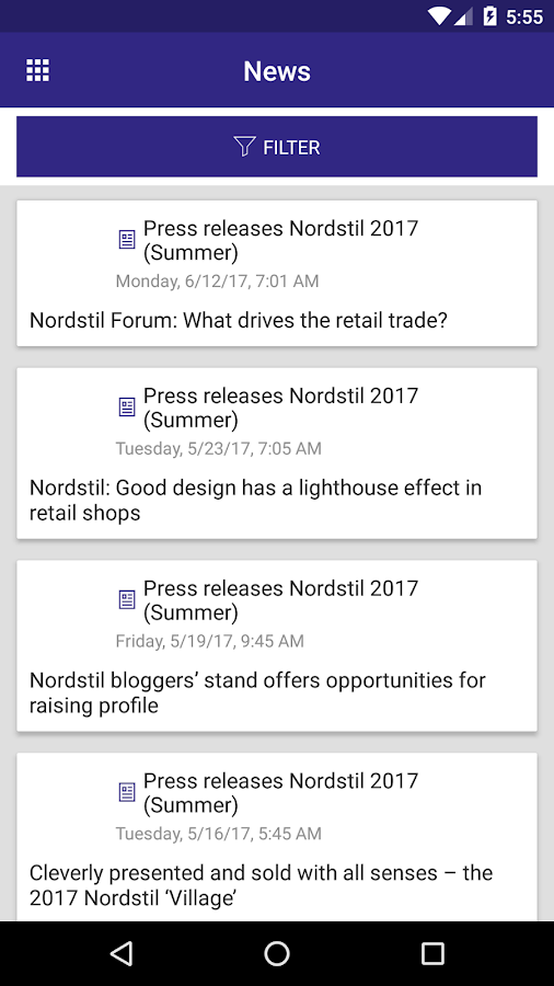 Navigator Nordstil Summer 2017- screenshot
