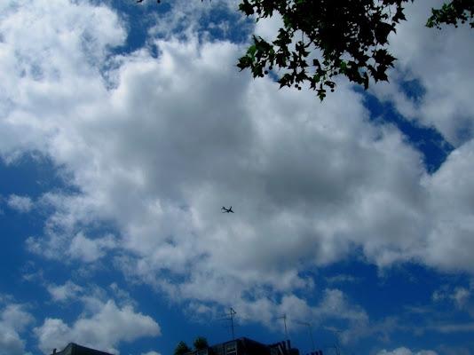 Sul cielo londinese di Wanderer