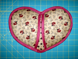 Michele Bilyeu Creates With Heart And Hands Free Heart