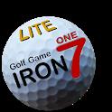 IRON 7 ONE Golf Game Lite icon