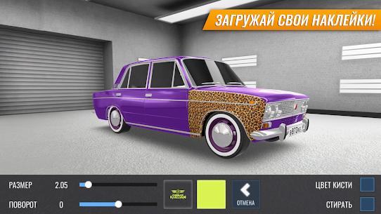 Russian Car Drift 8