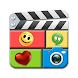 ビデオコラージュメーカー - Androidアプリ