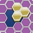 Color Fill Hexa icon