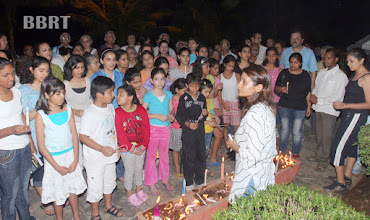 Photo: Peace candle light fn after 26-11-08 bomb blast