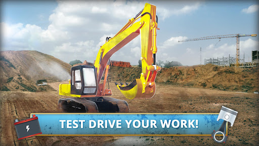 Heavy Duty Mechanic: Excavator Repair Games 2018 1.5 8