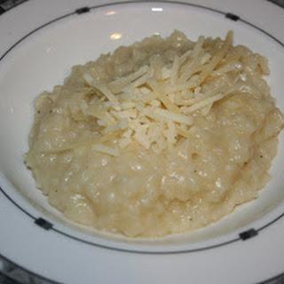 Creamy CrockPot Risotto.